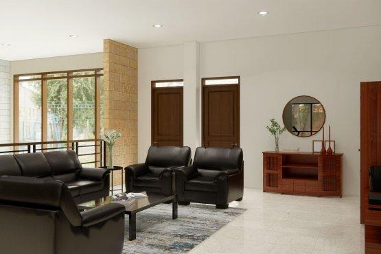 interior rumah modern