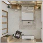 interior kamar tidur