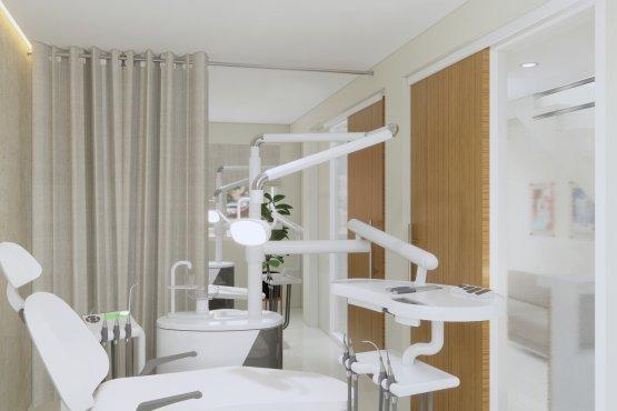 ruang perawatan klinik gigi