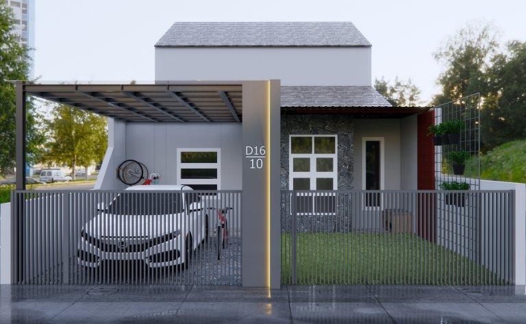 facade rumah