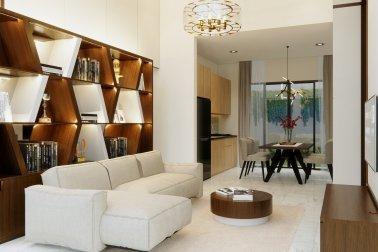 interior living dining