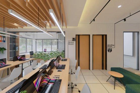 interior kantor