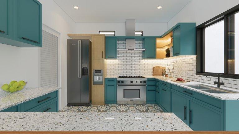 interior dapur kupang NTT