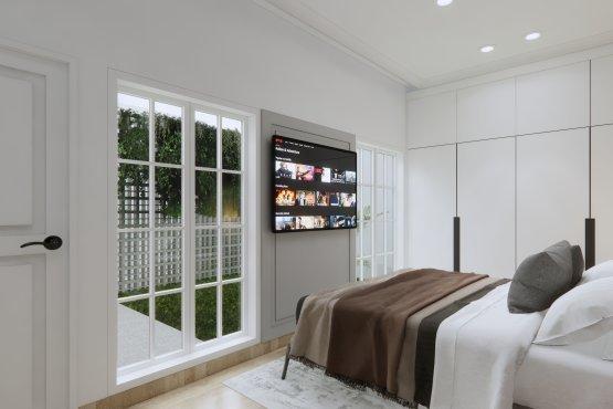 rumah bergaya minimalis modern