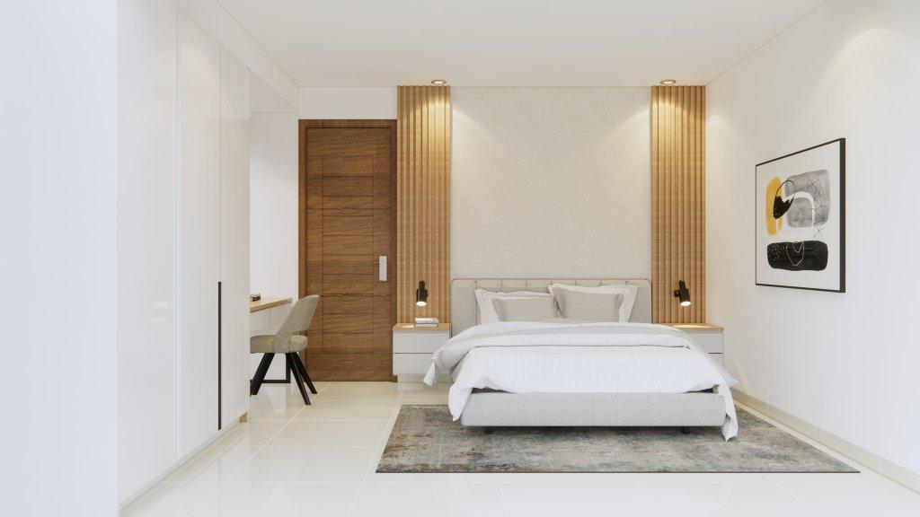 kamar modern
