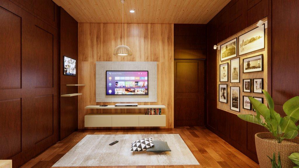 ruang keluarga/ruang tv