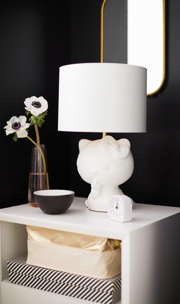 lampu kamar hello kitty