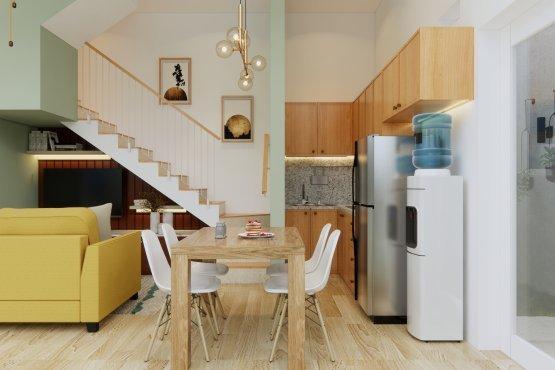 ide desain rumah scandinavian
