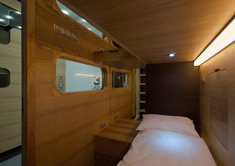 hotel kapsul sleepbox rusia