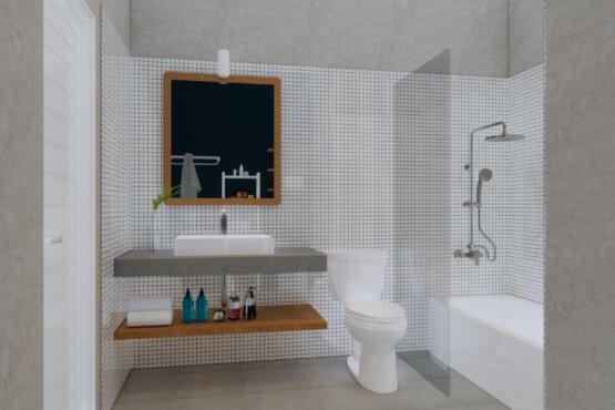 kamar mandi skandinavia
