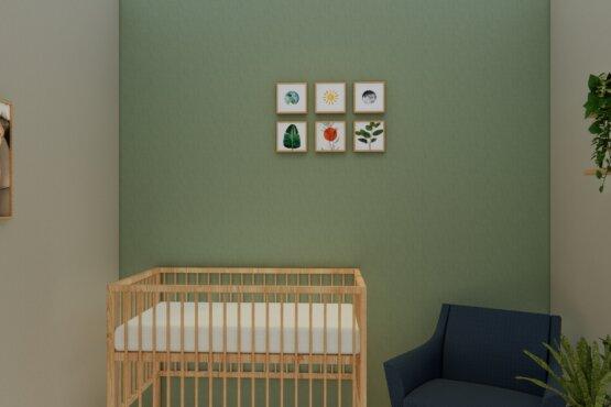 interior kamar anak skandinavia