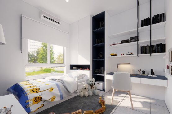 kamar anak minimalis