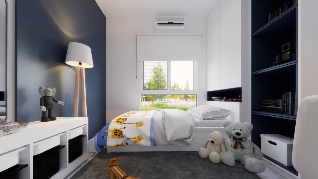 interior kamar anak minimalis