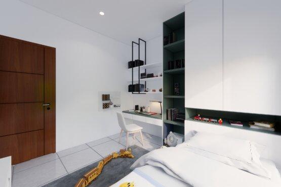 design kamar anak minimalis