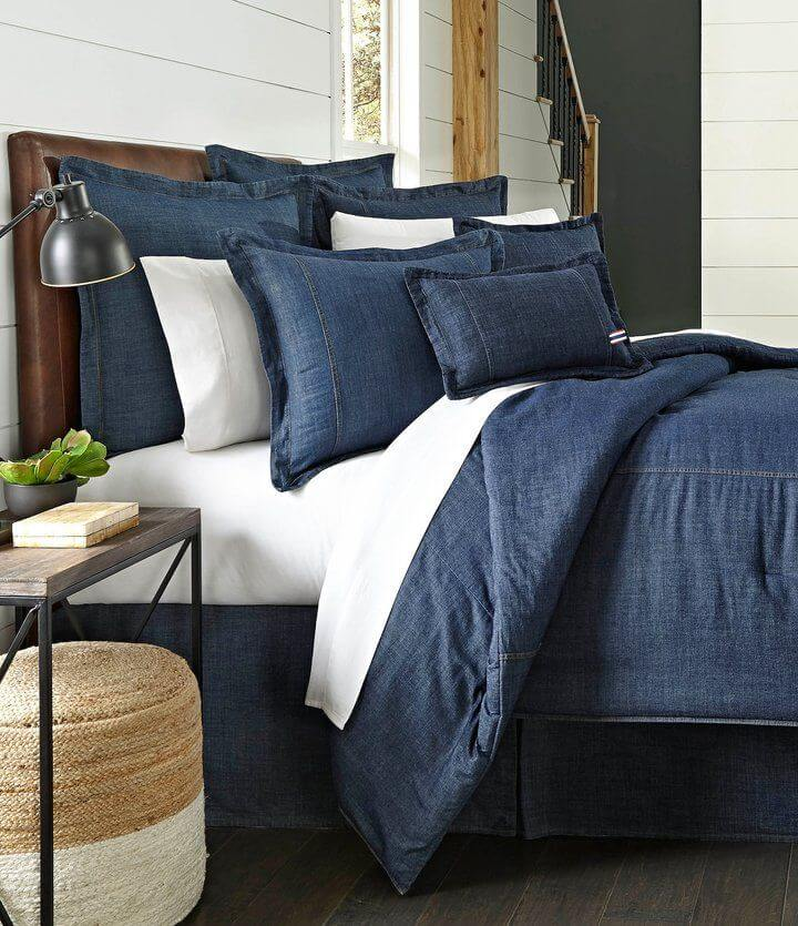 furniture bahan jeans
