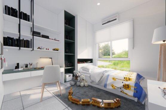 desain interior kamar anak minimalis