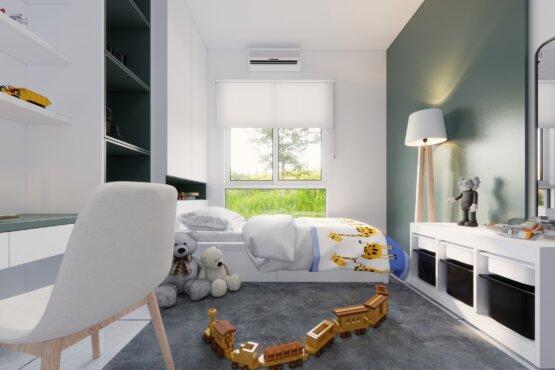 design interior kamar anak minimalis
