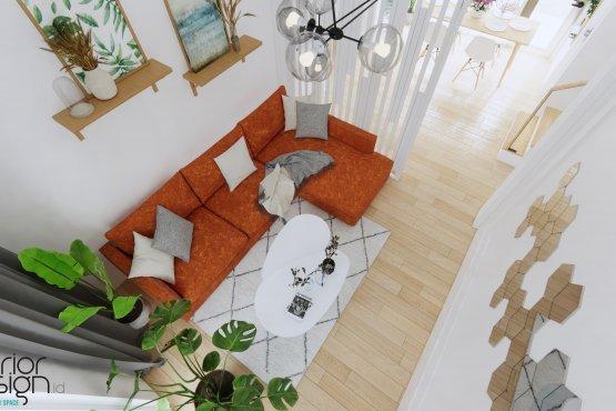 inspirasi ruang tamu klasik modern skandinavia