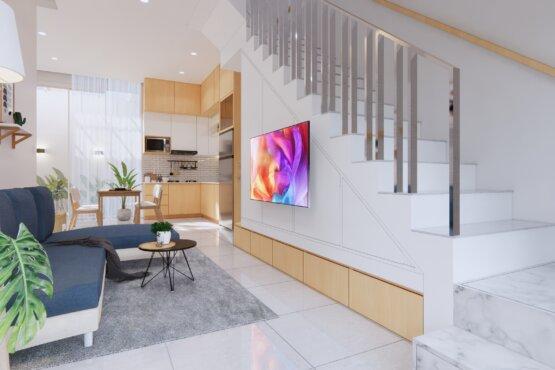 ide dekorasi ruang keluarga minimalis