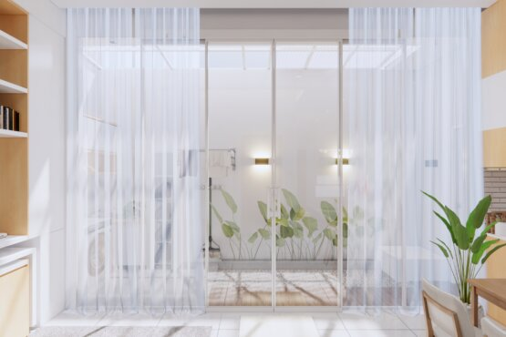 interior taman indoor minimalis