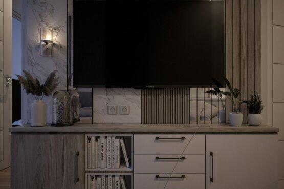 apartemen minimalis modern surabaya