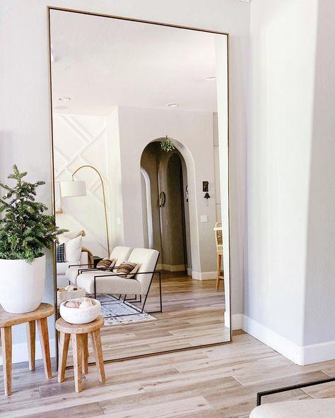 tips kamar aesthetic dengan cermin