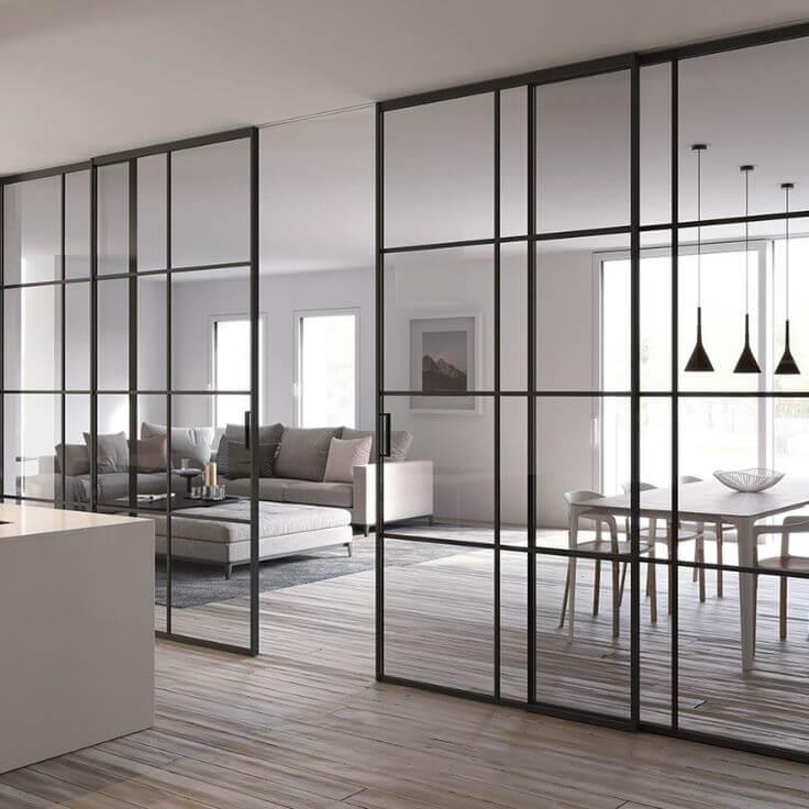 model pintu rumah kaca