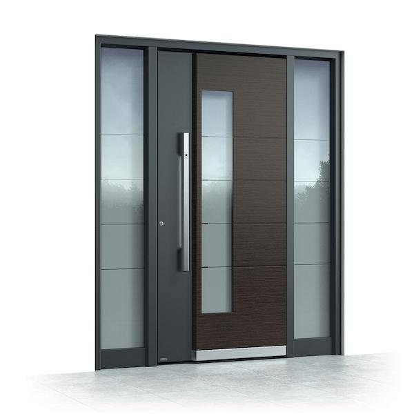 model pintu rumah aluminium