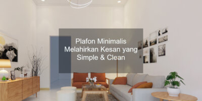 desain plafon ruang tamu minimalis