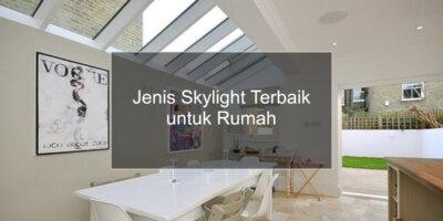 sklylight rumah