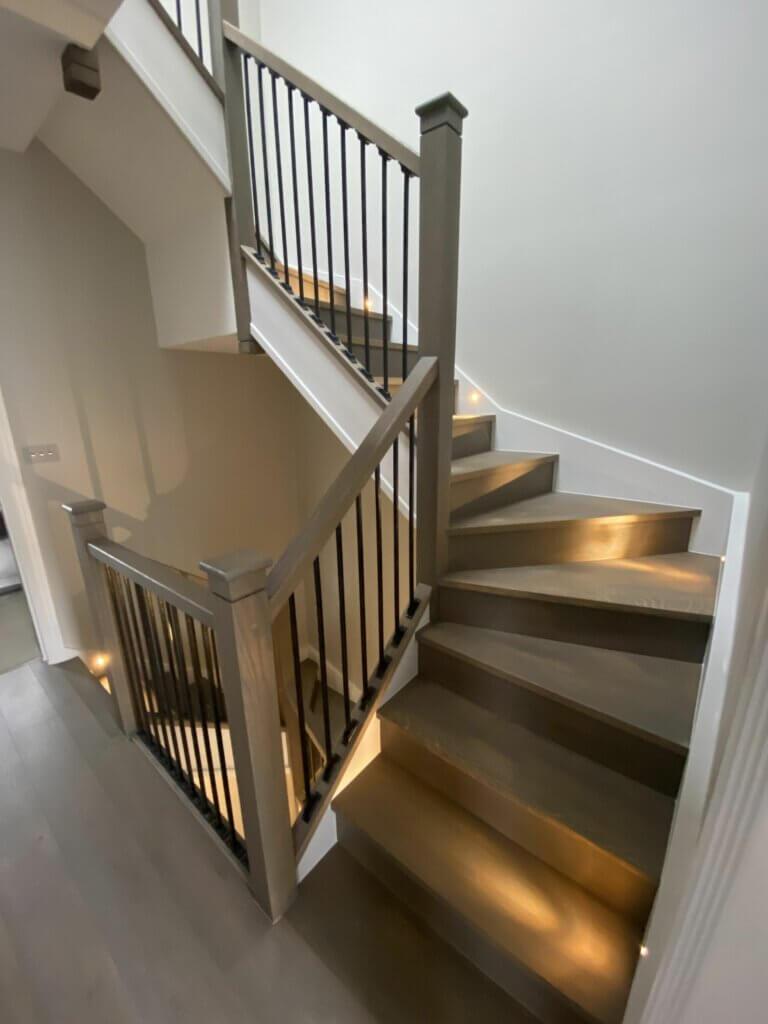 model tangga rumah winder