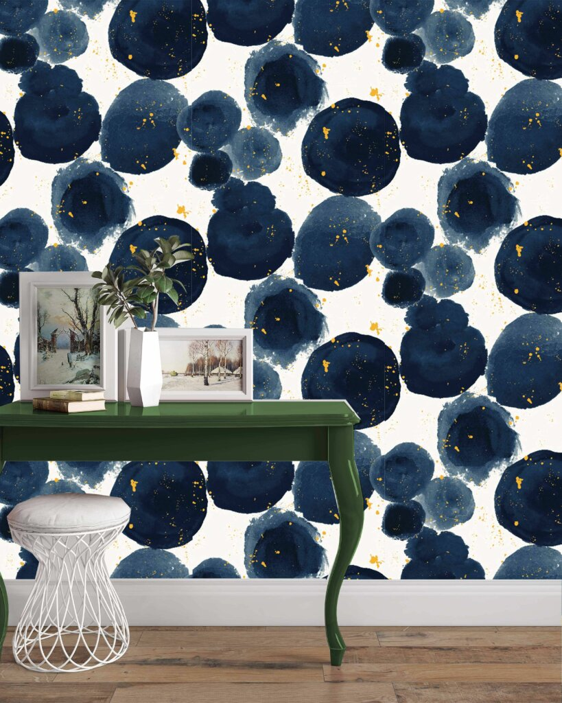 wallpaper bahan vinyl