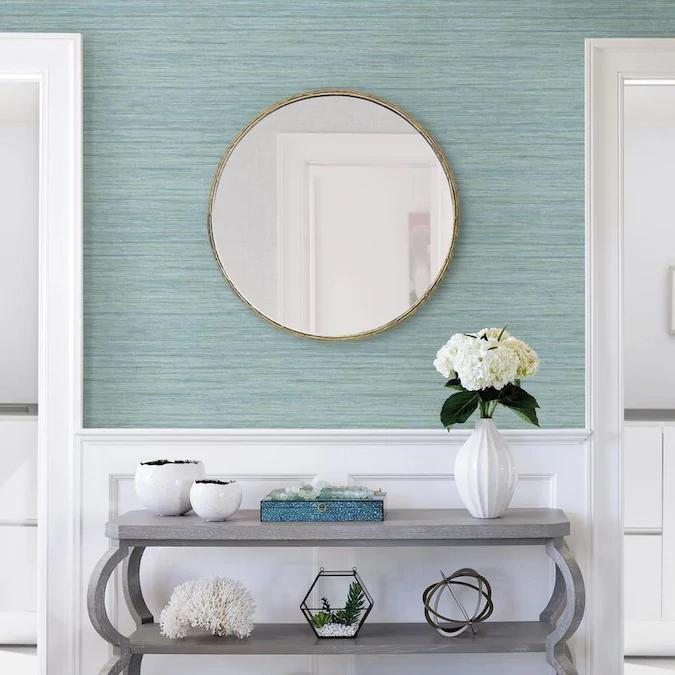 wallpaper bahan grasscloth