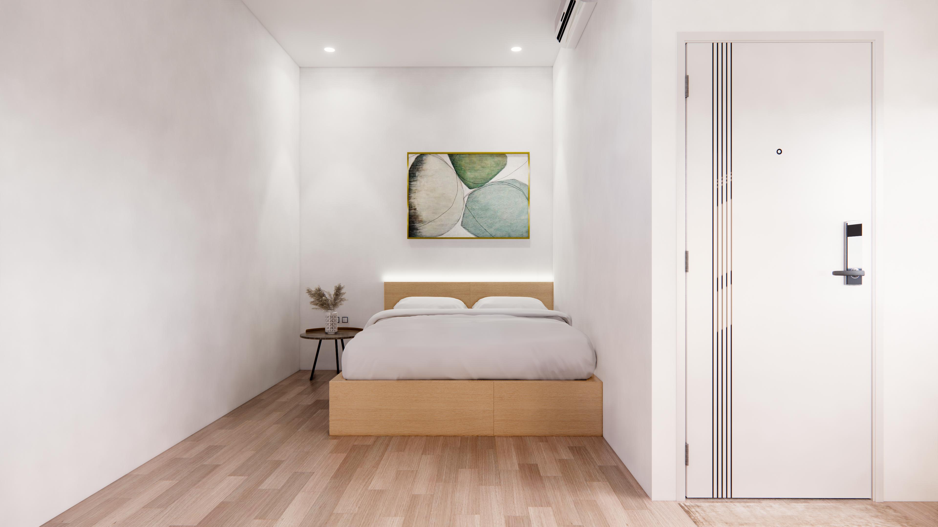 hiasan kamar sederhana
