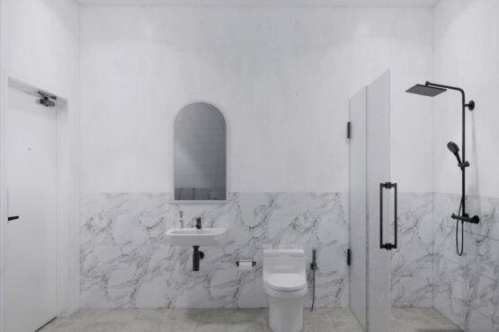 kamar mandi kamar kost