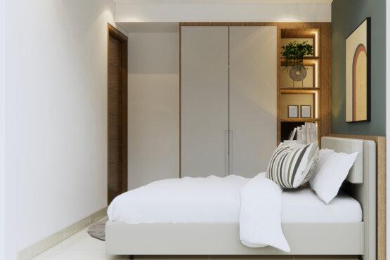 inspirasi desain interior kamar tidur natural