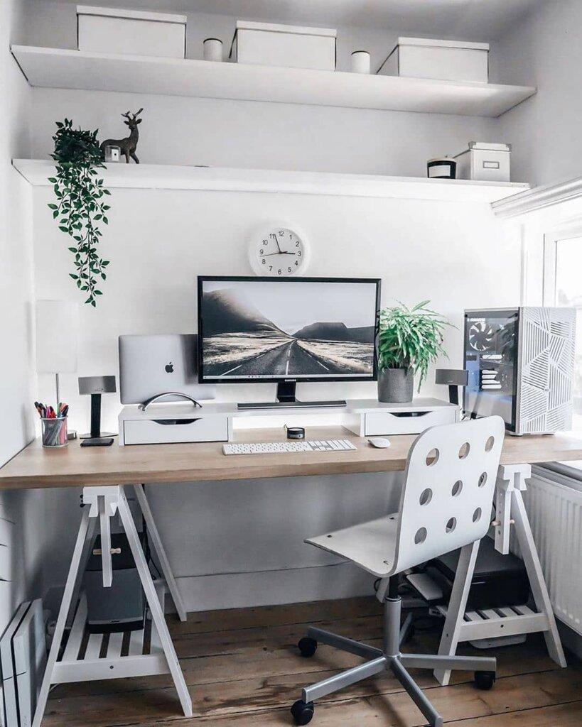 tips atur meja kerja