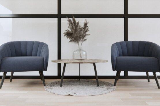 kantor minimalis modern