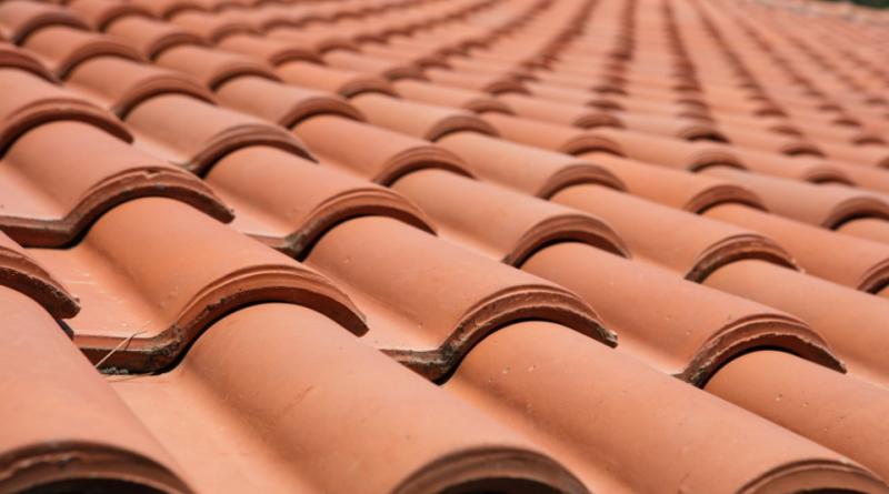 atap rumah minimalis beton