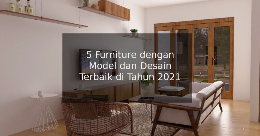 tren furniture design
