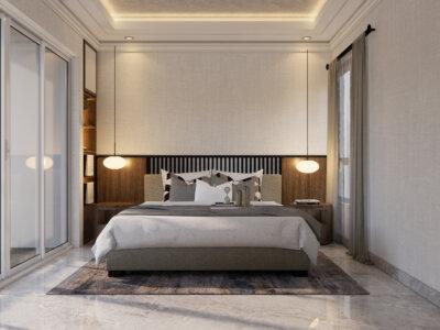 desain kamar modern