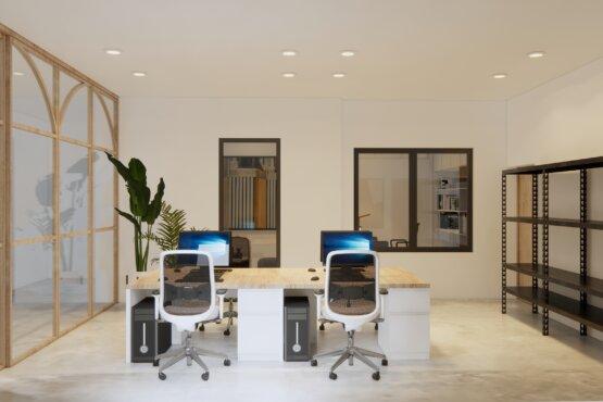 kantor eclectic design