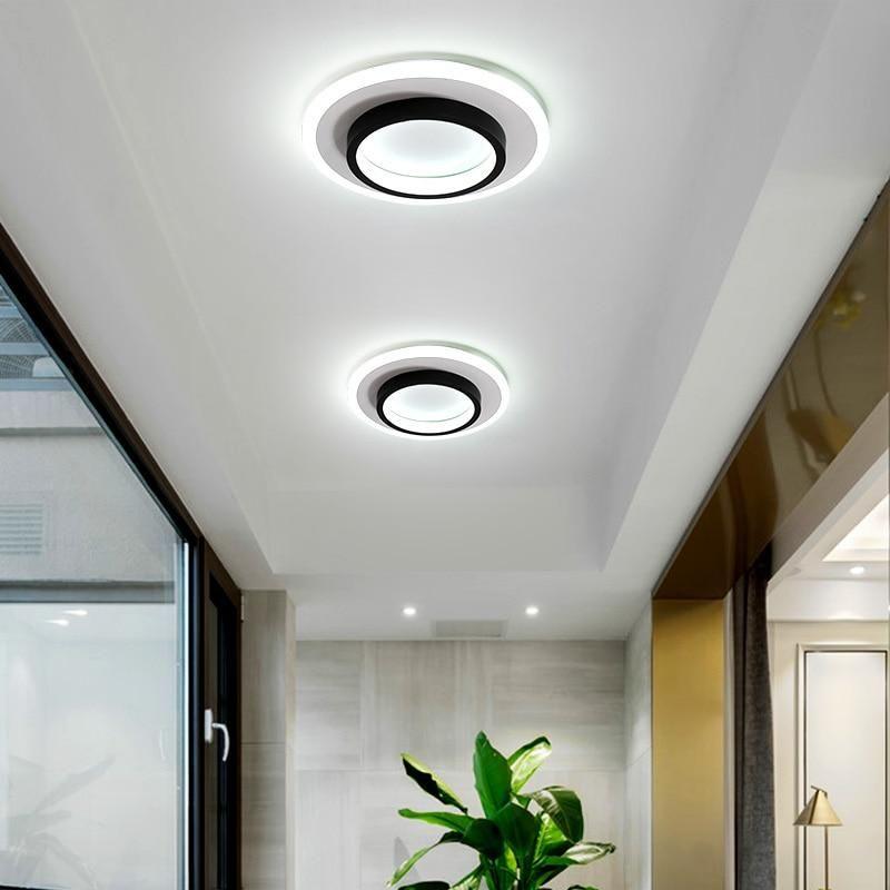 plafon pvc minimalis dengan lampu