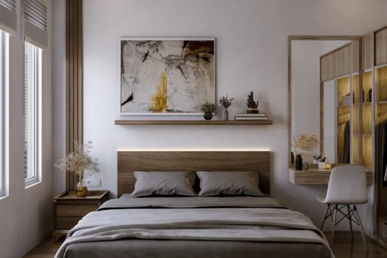 desain interior kamar modern