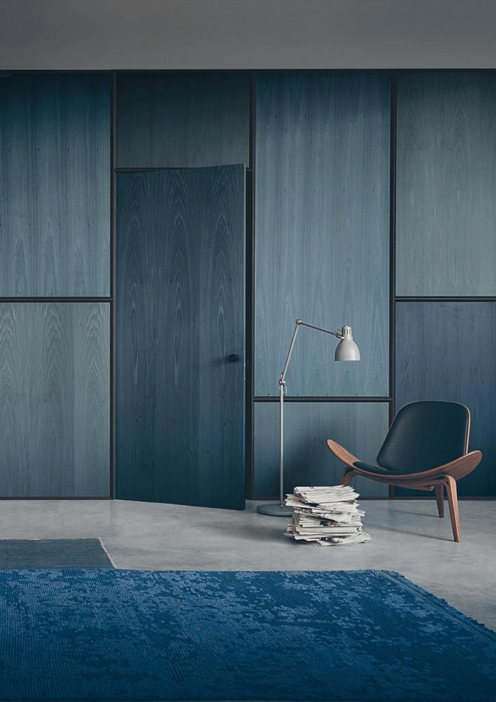 desain pintu minimalis dengan triplek
