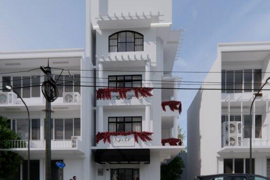 fasad desain butik