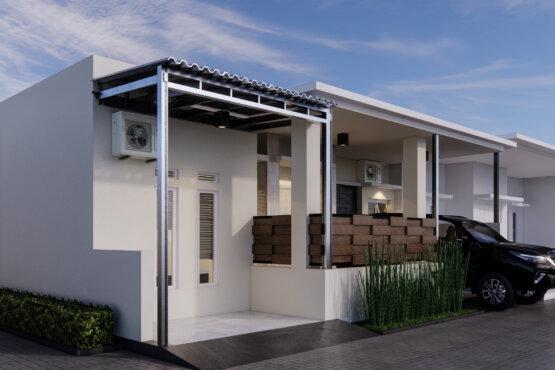 inspirasi rumah modern