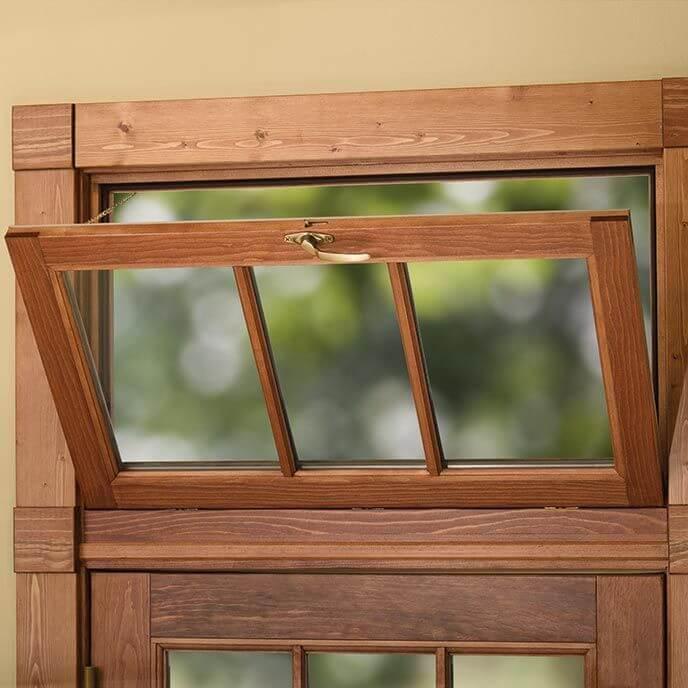 model jendela minimalis hopper