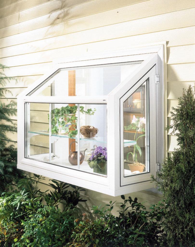 model jendela minimalis garden