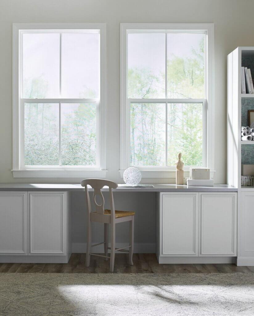 model jendela minimalis double-hung